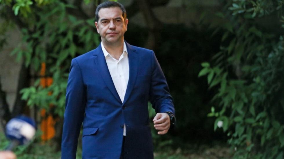 O Τσίπρας ανακοίνωσε ότι θα δώσει συνέντευξη στην τηλεόραση του ΣΚΑΪ   to10.gr