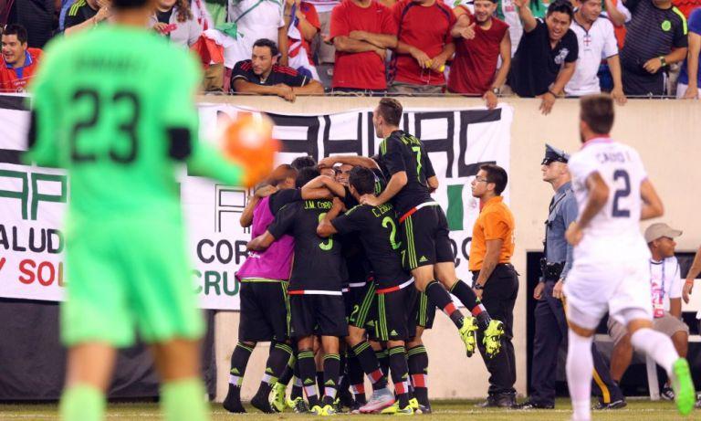 Στα ημιτελικά του Gold Cup Μεξικό και Αϊτή (vid) | to10.gr