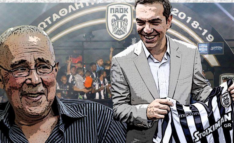 Ζουράρις: «Χωρίς ΣΥΡΙΖΑ, ο ΠΑΟΚ δεν θα έπαιρνε ποτέ πρωτάθλημα» (vid) | to10.gr
