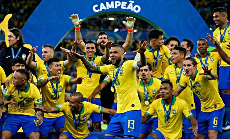 Με… φουλ της Βραζιλίας η καλύτερη 11άδα της διοργάνωσης (pic) | to10.gr