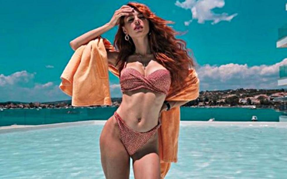 Έβελυν Καζαντζόγλου: Με σούπερ σέξι μαγιό στην παραλία (pics) | to10.gr