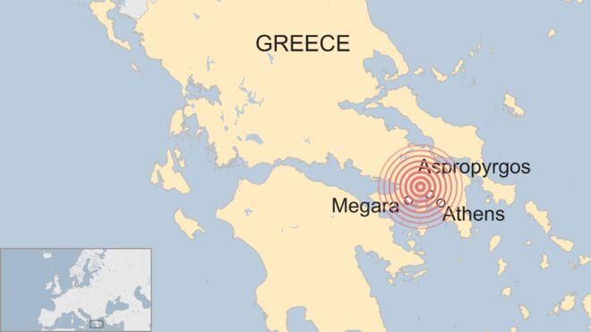 Πώς μετέδωσαν αρχικά τον σεισμό τα ξένα μέσα ενημέρωσης   to10.gr