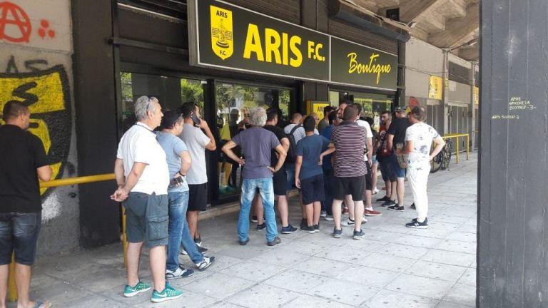 Άρης : Είδος προς… εξαφάνιση τα εισιτήρια διαρκείας   to10.gr