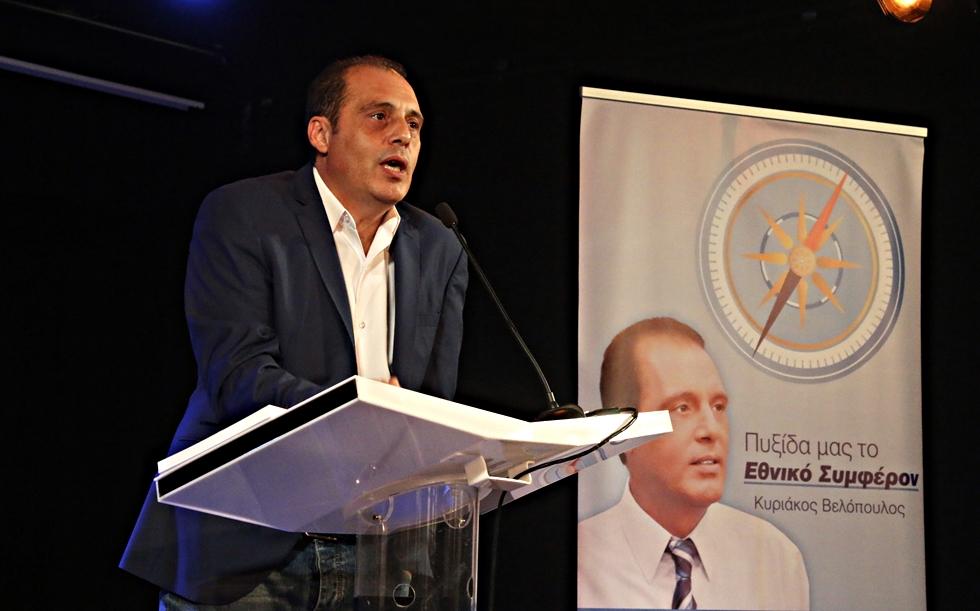 Ο «Χριστέμπορος» Βελόπουλος στο μικροσκόπιο του Reuters (vid) | to10.gr