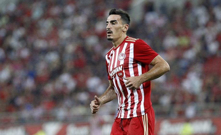 Ευχάριστα νέα στον Ολυμπιακό, πάτησε γήπεδο ο Λάζαρος   to10.gr