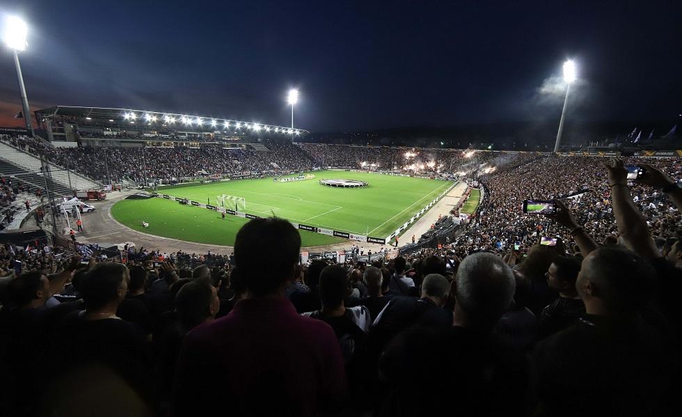 ΠΑΟΚ : Έρχεται η UEFA για την Τούμπα | to10.gr