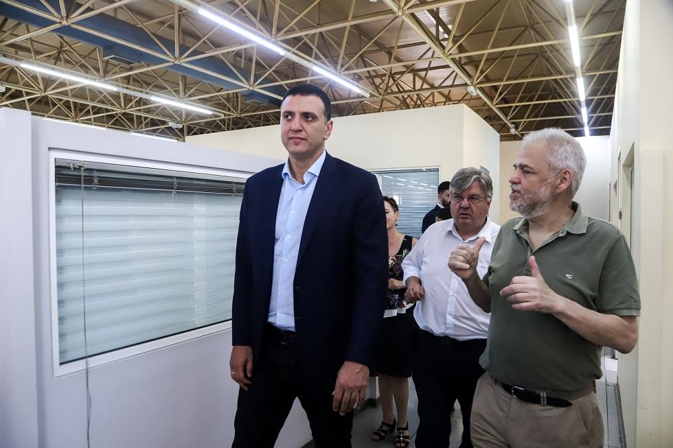 Στο Γενικό Νοσοκομείο Χαλκίδας ο Κικίλιας -Η τρίτη «έφοδος» του υπουργού Υγείας | to10.gr