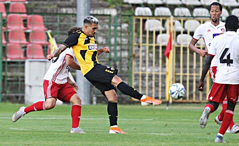 ΑΕΚ – Τρέντσιν 1-2 | to10.gr