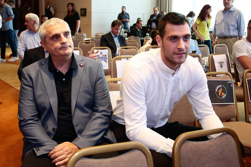 Πεδουλάκης: «Το ελληνικό μπάσκετ κρατάει ψηλα τον αθλητισμό» | to10.gr