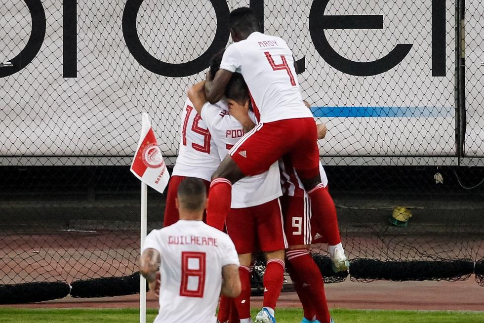 Πάρτι… πρόκρισης: Τέσσερα γκολ στο δεύτερο ημίχρονο ο Ολυμπιακός! (vids)   to10.gr