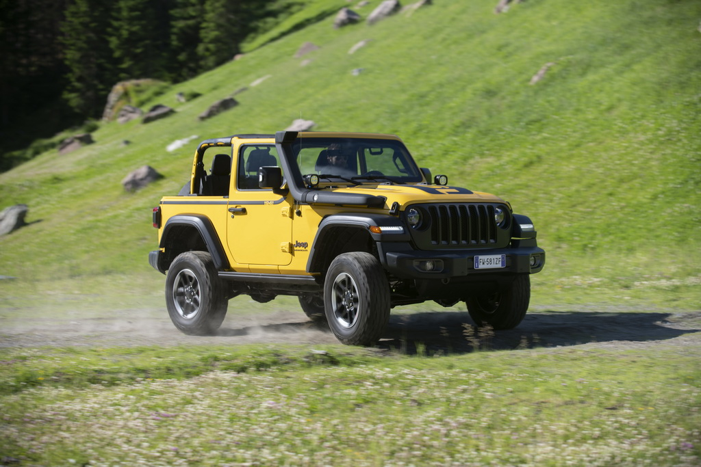 Jeep Wrangler 1941 by Mopar | to10.gr