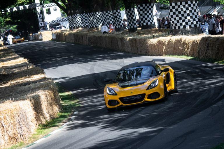 Η Lotus γιόρτασε στο Goodwood   to10.gr