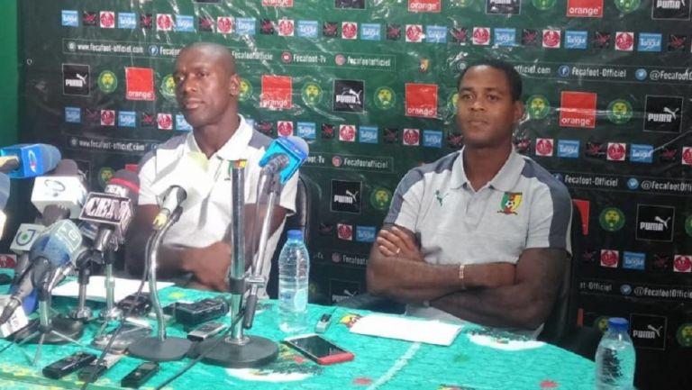 Τέλος οι Ζέεντορφ- Κλάιφερτ από Εθνική Καμερούν   to10.gr