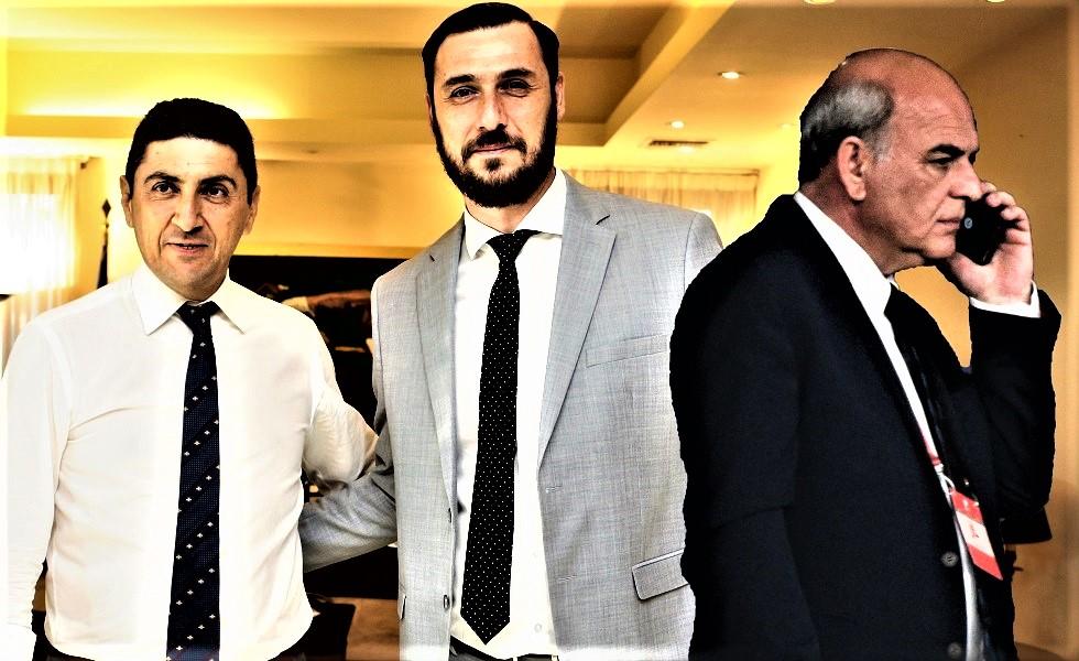 Αυγενάκης: «Διαψεύσθηκαν οι Κασσάνδρες που ήθελαν να μην ξεκινάει το πρωτάθλημα της Super League». | to10.gr