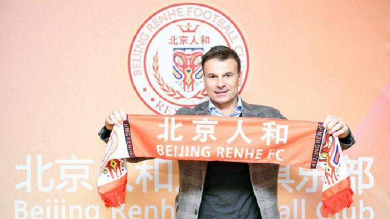 Απολύθηκε από την Μπεϊζίνγκ Ρενέ ο Στανόγεβιτς | to10.gr