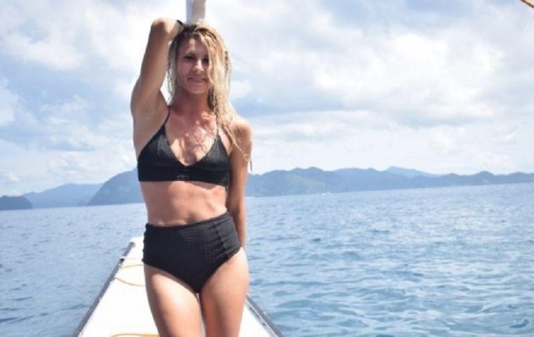 Όλγα Πηλιάκη: Έκανε το πιο σέξι Bottle Cap Challenge | to10.gr