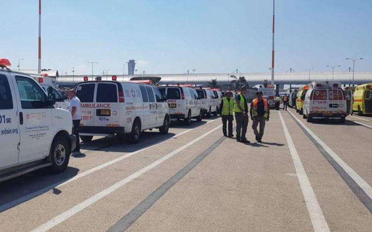Κόκκινος συναγερμός στο αεροδρόμιο του Τελ Αβίβ – Αεροπλάνο προσγειώθηκε χωρίς λάστιχα (vid) | to10.gr