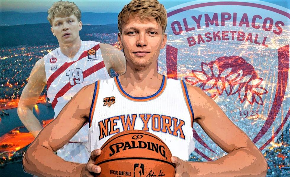 Ολυμπιακός: Η απόδειξη με το όνομα Κουζμίνσκας | to10.gr