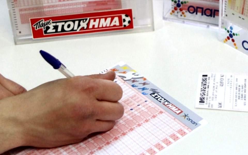 Πάμε Στοίχημα: Περισσότερα από 13 εκατ. ευρώ σε κέρδη μοίρασε την προηγούμενη εβδομάδα   to10.gr