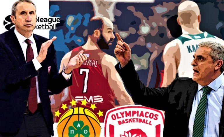 Αισιοδοξία για πλέι οφ στον Παναθηναϊκό, ανησυχία για τον Ολυμπιακό (pics) | to10.gr