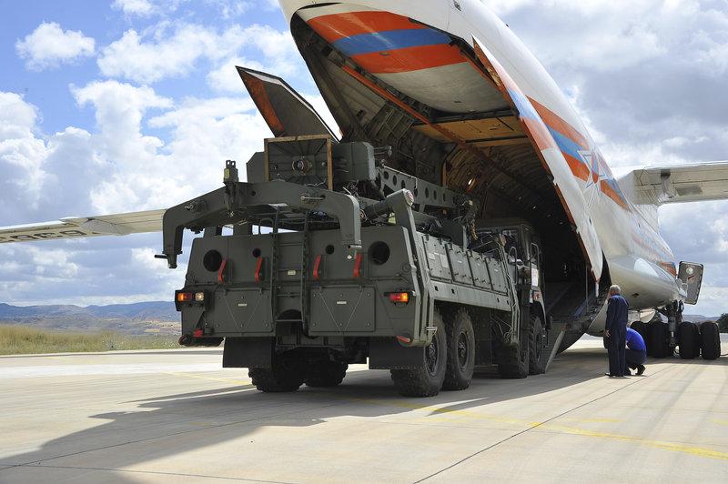 Οι S-400 στην Τουρκία – Σιωπή από την αμερικανική κυβέρνηση | to10.gr