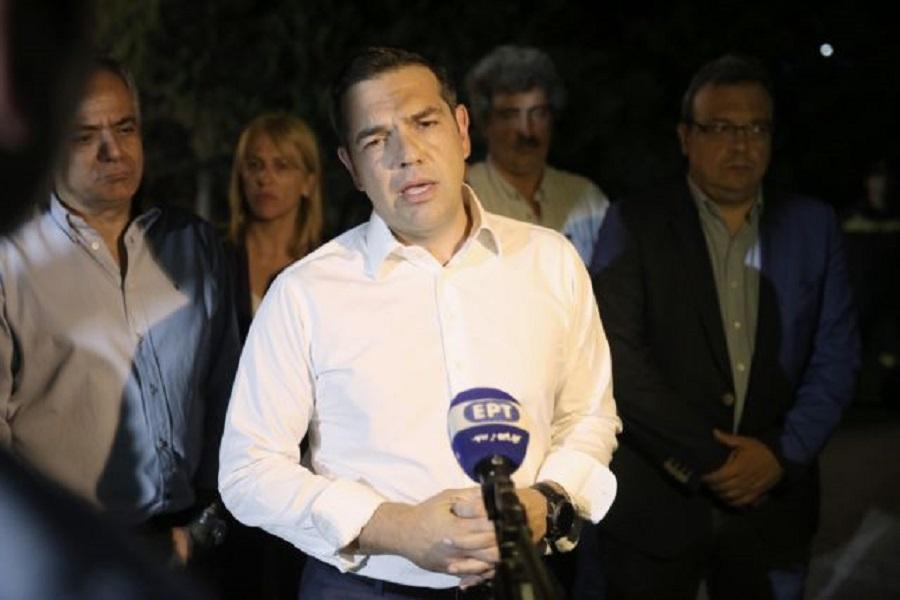 «Κρυφτούλι Τσίπρα για τους νεκρούς στο Μάτι» – Η ΠΟΕΔΗΝ ξεμπροστιάζει τον πρωθυπουργό   to10.gr