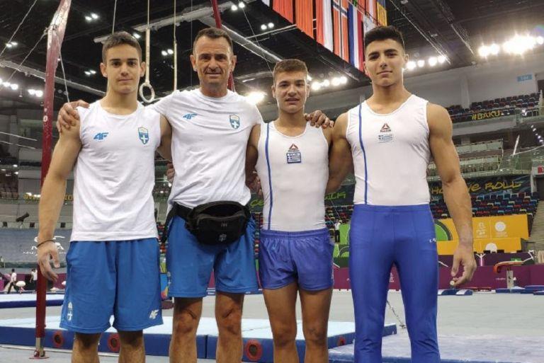 Δεν ήρθε η διάκριση για τους εφήβους στο Ολυμπιακό Φεστιβάλ | to10.gr
