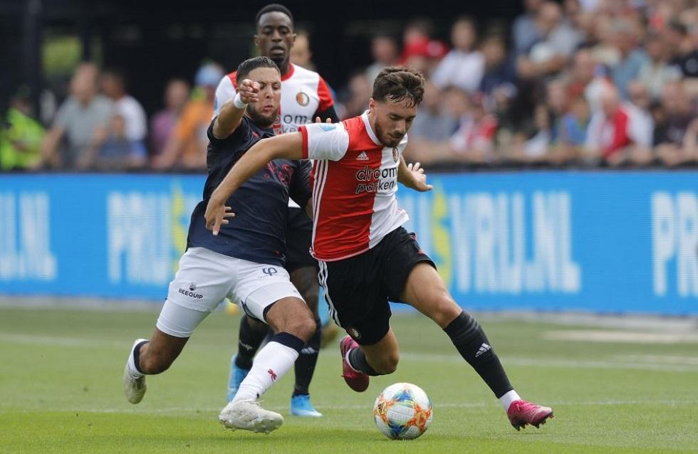 Σπάρτα Ρότερνταμ – Φέγενορντ 2-2 | to10.gr