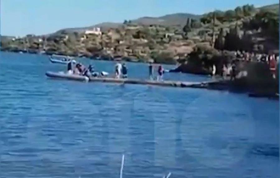 Αποκλειστικό One Channel: Καρέ – καρέ η ανάσυρση των σορών στον Πόρο   to10.gr