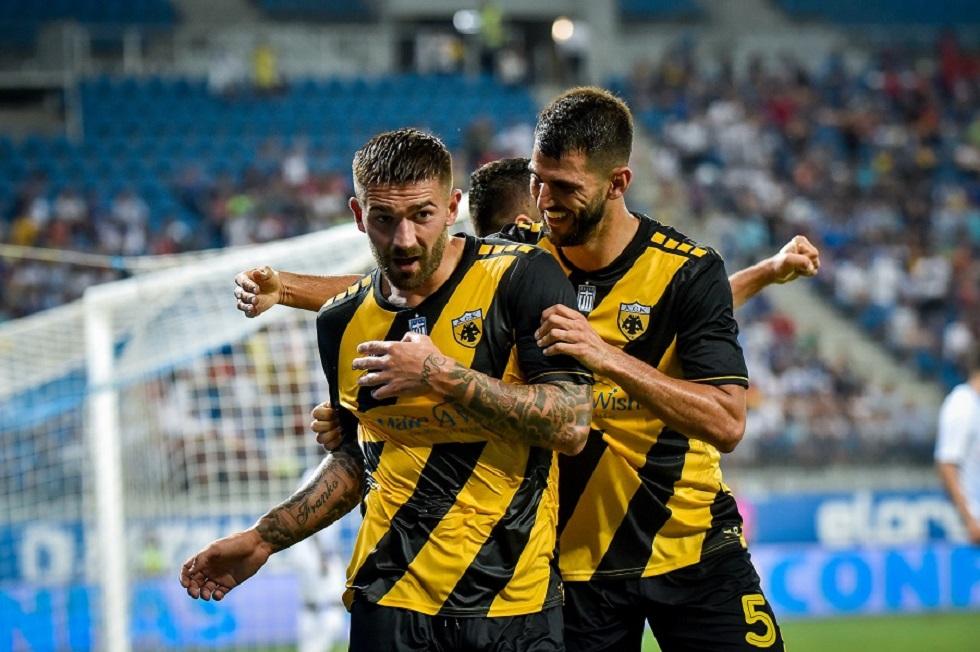 ΑΕΚ: Μήνυμα νίκης από Λιβάγια (pic)   to10.gr