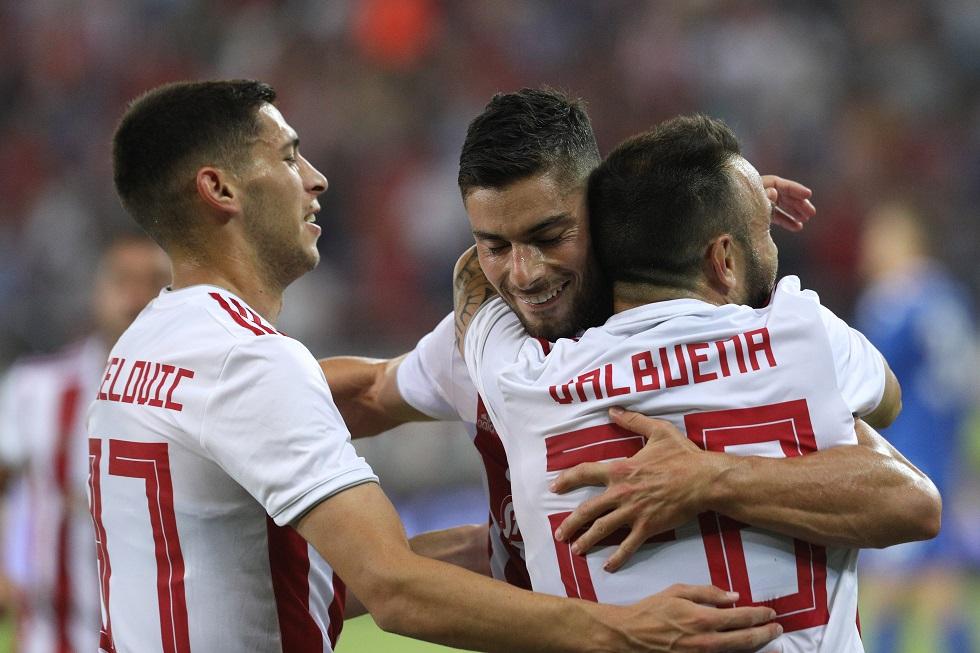 Ολυμπιακός: Τα δύο γκολ του κόντρα στην Μπασακσεχίρ | to10.gr