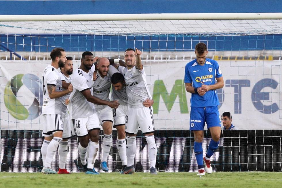 Ατρόμητος-Λέγκια Βαρσοβίας 0-2 | to10.gr