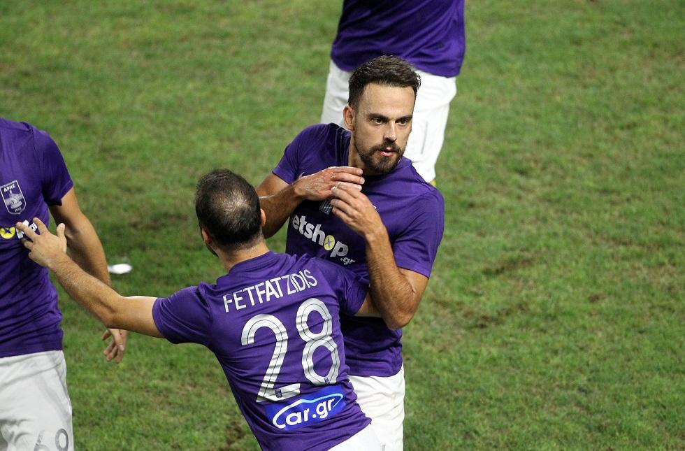 Ματίγια: «Περήφανος για την ομάδα μου, το πιστέψαμε αλλά ήταν τυχεροί» | to10.gr