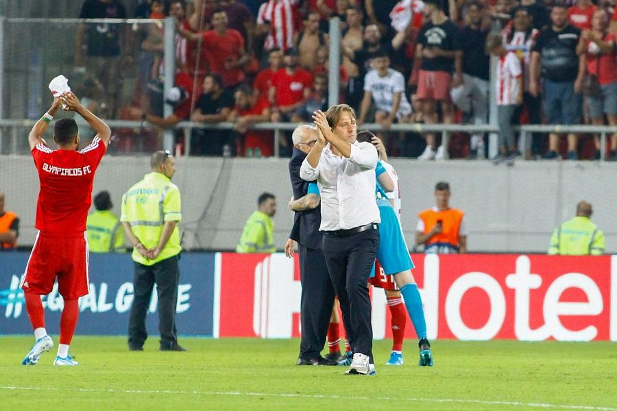 Μαρτίνς: «Έγινε η μισή δουλειά, τώρα συγκεντρωμένοι στο πρωτάθλημα» (pic) | to10.gr