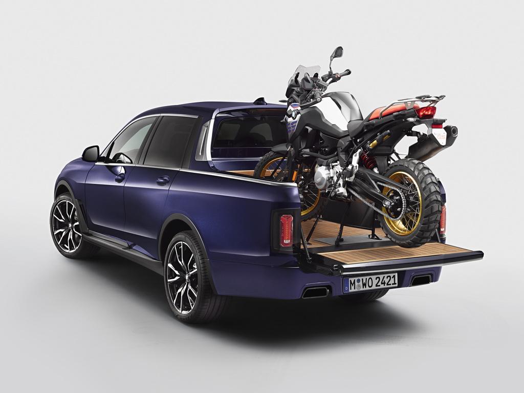 BMW X7 Pick-up | to10.gr