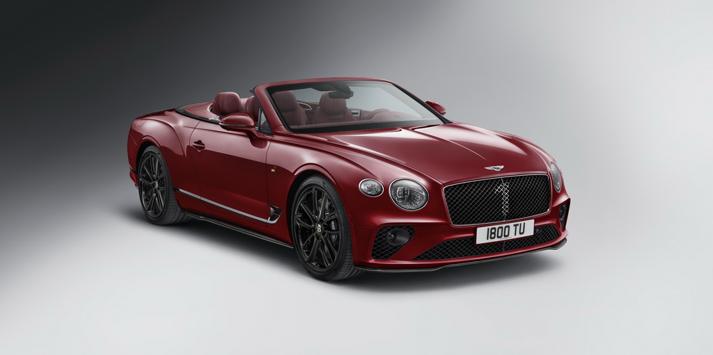 Bentley Continental GT Convertible Number 1 Edition by Mulliner   to10.gr