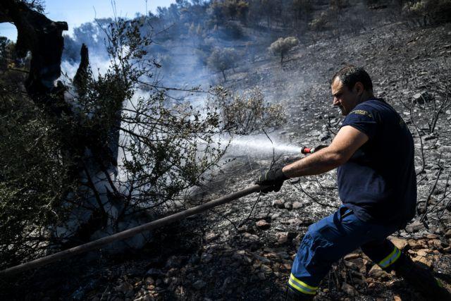 Πυρκαγιά στον Υμηττό: Συγκλονίζουν οι μαρτυρίες των κατοίκων   to10.gr