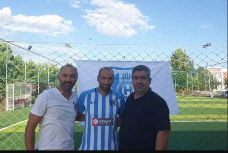 Συνεχίζει ο Νεμπεγλέρας στα 44 σε ομάδα Γ' Εθνικής | to10.gr