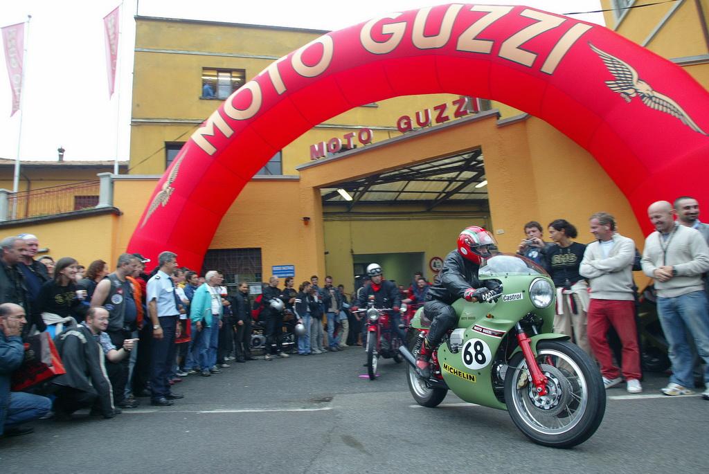 Moto Guzzi Open House | to10.gr