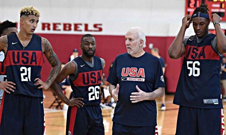 Team USA: Εκτός και ο Μπάγκλεϊ   to10.gr