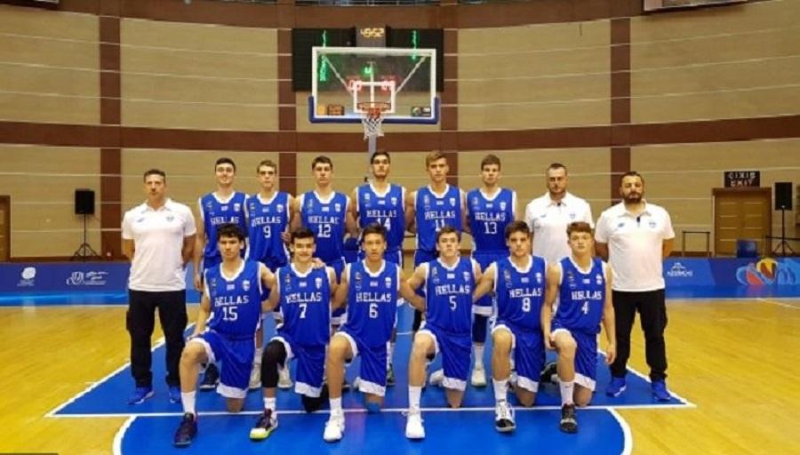 Ελλάδα – Γαλλία 54 – 59   to10.gr