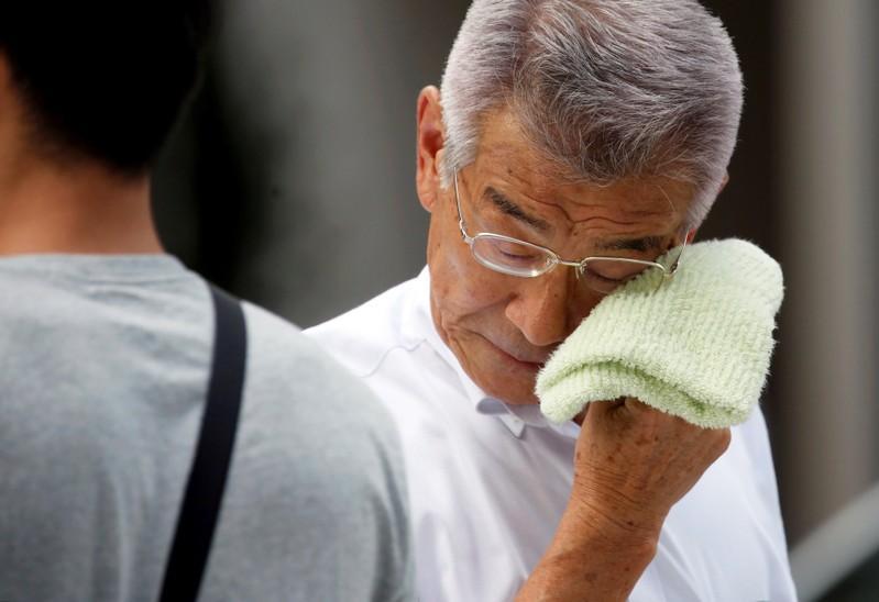 Ιαπωνία: Τουλάχιστον 23 οι νεκροί εξαιτίας του καύσωνα την περασμένη εβδομάδα   to10.gr
