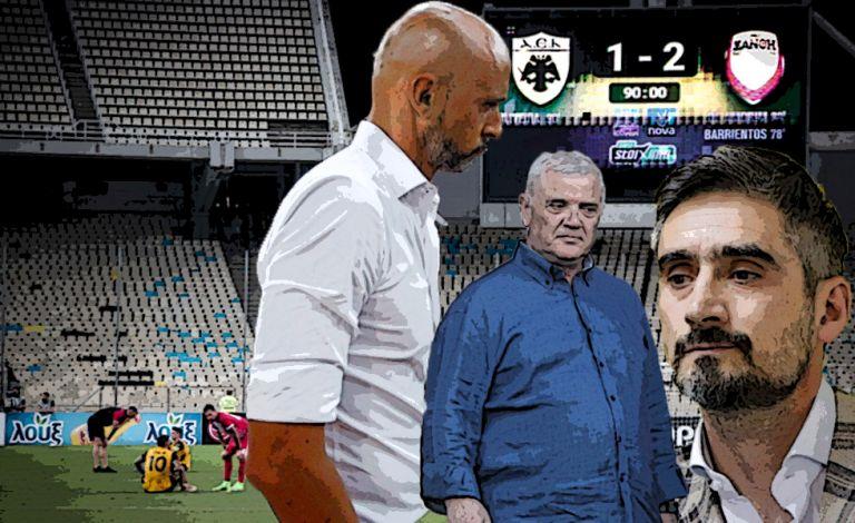 ΑΕΚ: Απέλυσε Λυμπερόπουλο-Καρντόσο ο Μελισσανίδης! | to10.gr