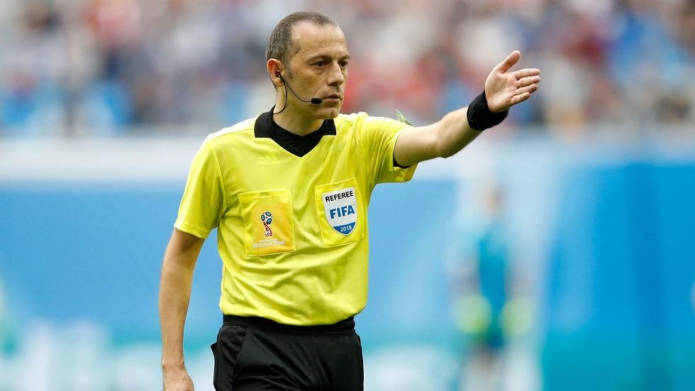 Ο Τσακίρ αποθέωσε τη διαιτητή του UEFA Super Cup (pics) | to10.gr