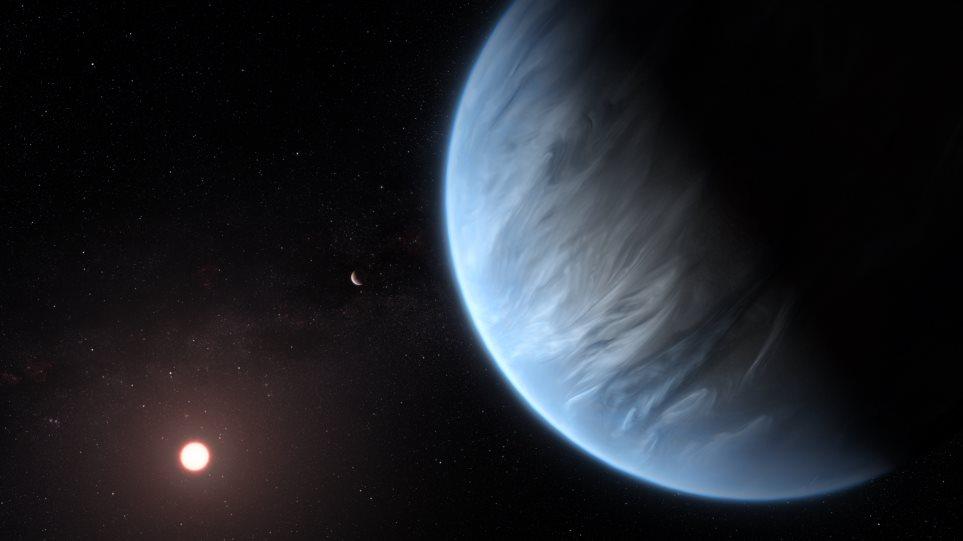 Έλληνας αστρονόμος βρήκε νερό σε εξωπλανήτη! | to10.gr