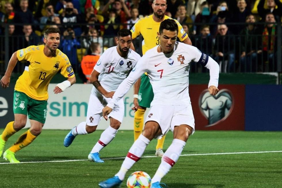 Λιθουανία – Πορτογαλία 1-5 | to10.gr
