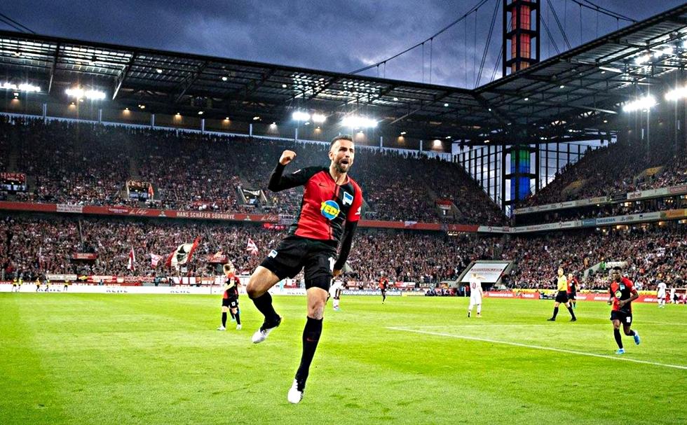 Κολωνία – Χέρτα Βερολίνου 0-3   to10.gr