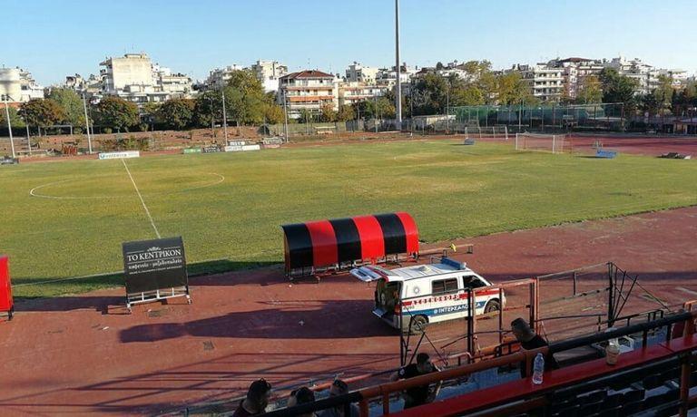 Ο Νίκος Τριγλιανός ήταν ο νεκρός φίλαθλος στο γήπεδο της Καλαμαριάς   to10.gr