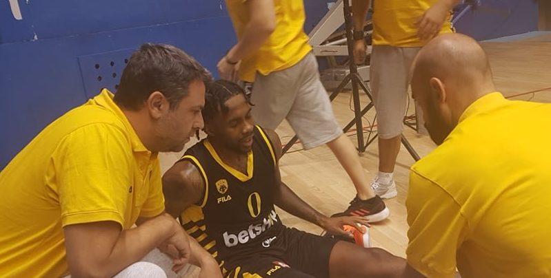 Τραυματίστηκε ο Ρέι στο φιλικό της ΑΕΚ   to10.gr