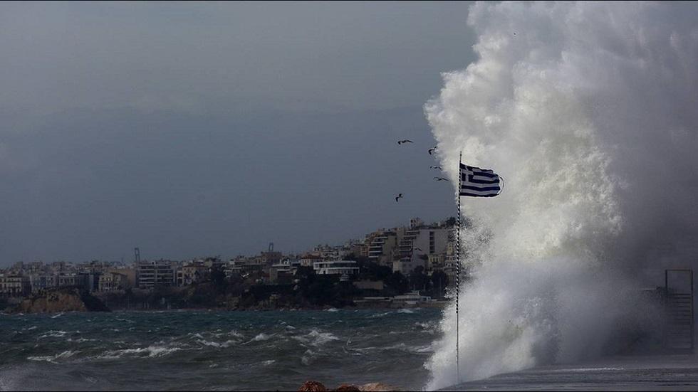 Καιρός: Θυελλώδεις άνεμοι και τοπικές βροχές αναμένονται την Παρασκευή σύμφωνα με το meteo | to10.gr